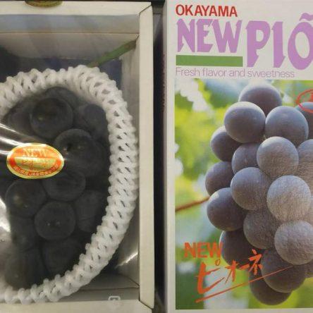 Nho Rượu Okayama Nhật Hộp 700g