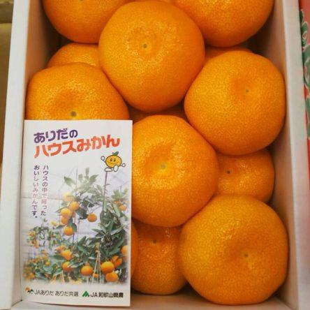 Quýt Mandarin Wakayama Hộp 1.2Kg
