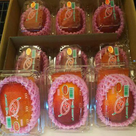 Xoài Trứng Nhật Miyazaki Quả 600g