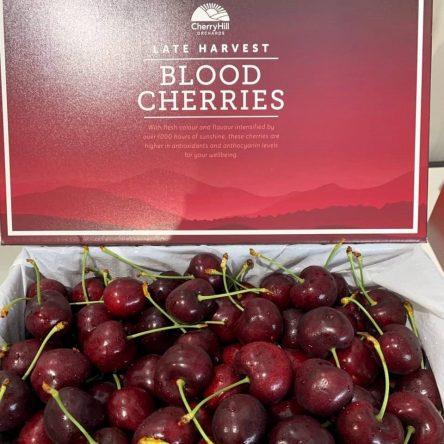Cherry Úc Cherry Hill Size 32+34 Hộp 2Kg